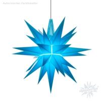 blaue Sternenkette