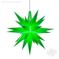 grüne Sternenkette